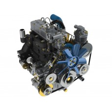 Двигатель ММЗ 3LDG-00