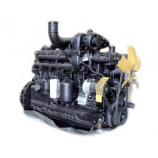 Двигатель Д260.4-605
